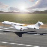 Bombardier поставил 50-й бизнес-джет Global 7500