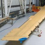 Консоль крыла МС-21 из российских композиционных материалов доставлена на завод