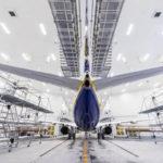 MAAS Aviation открыла новый покрасочный центр в Каунасе